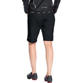 VAUDE Drop Shorts Dame black
